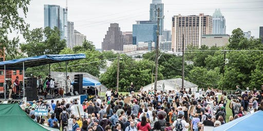 Help Create Earth Day ATX 2020
