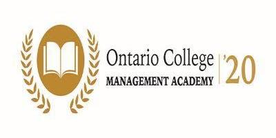 Ontario College Management Academy 2020