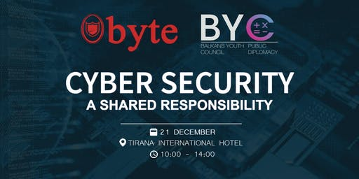 Cyber Security Conference - A Shared Responsibility