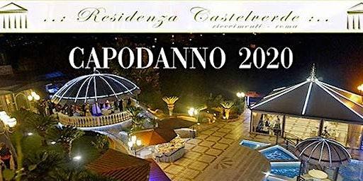 Capodanno 2020 - Residenza Castelverde Open Bar tutta la notte - 0698875854