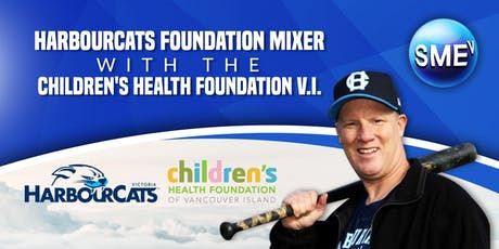 HarbourCats Foundation Mixer - with the Children's Health Foundation V.I. tickets