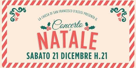 Concerto di Natale a Genova Pegli biglietti