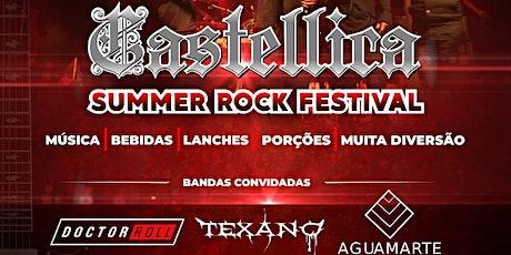 Castellica Summer Rock Festival ingressos