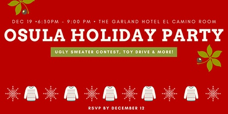 OSULA Holiday Party tickets