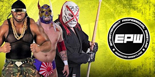 American Wrestling epw Ellesmere port