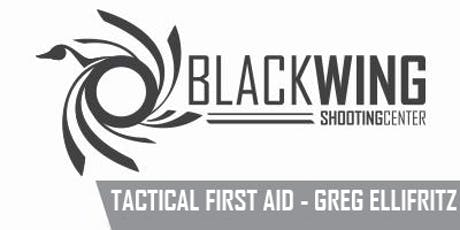 Tactical First Aid & System Collapse Medicine with Greg Ellifritz tickets