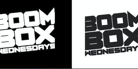 Boom Box - Wednesday Nights - Sevilla Long Beach tickets