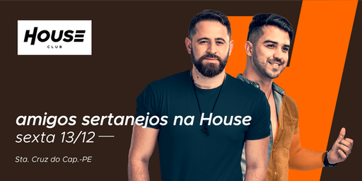 Amigos Sertanejos - House Club