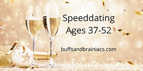 Speed dating Party for Boston Singles 37-52 tickets