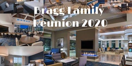 Bragg Family Reunion 2020 tickets