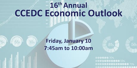 16th Annual CCEDC Economic Outlook tickets