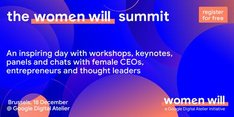 Women Will Summit tickets