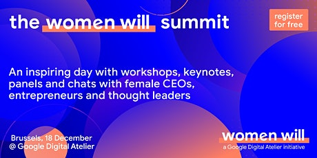 Women Will Summit billets