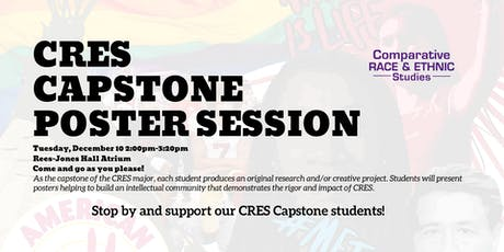 CRES  40003: Student Capstone Research Presentations tickets