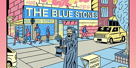 The Blue Stones tickets