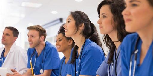Career Institute Application for Medical Assistant Program at ICEC