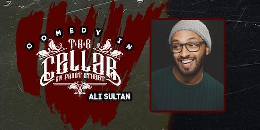 Comedy in The Cellar - Ali Sultan