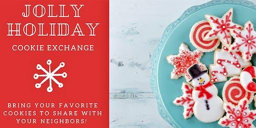 Jolly Holiday Neighborhood Cookie Exchange