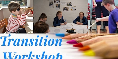 Children's Transition workshop for confidence in new situations tickets