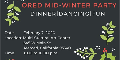 ORED Mid-Winter Party (Private - Invite Only)