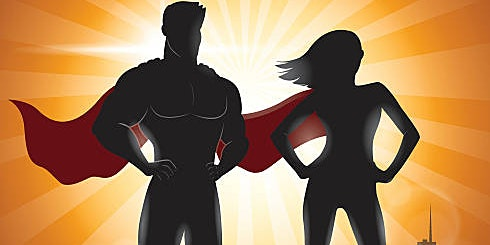 Discover Your Super Power--Parenting Teens!