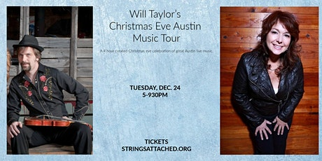 Will Taylor's Christmas Eve Austin Music Tour tickets