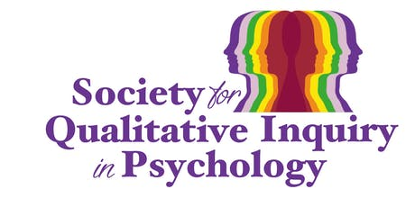 Society for Qualitative Inquiry in Psychology 7th Annual Conference tickets