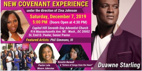 New Covenant Experience Concert tickets