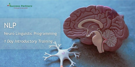 Introduction to NLP - Neuro Linguistic Programming - Develop your Growth Mindset tickets