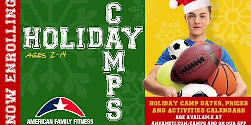 Holiday Dodegball Camp for Kids!