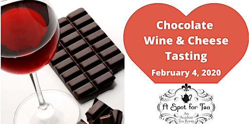 Chocolate Wine and Cheese Tasting