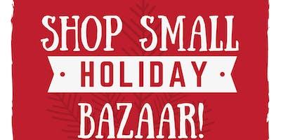 Shop Small Holiday Bazaar