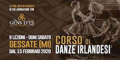 Gessate (MB) - Danze Irlandesi