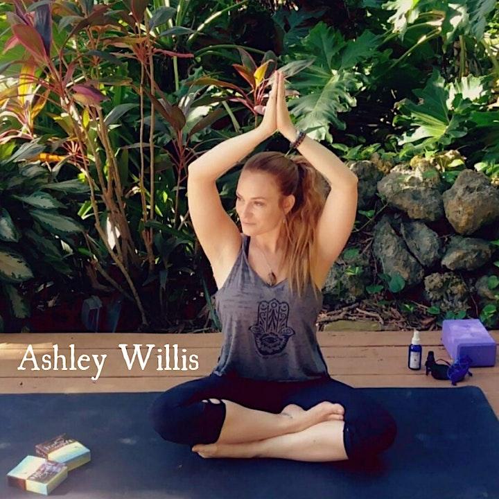 Sacred Movement & Tea Meditation image