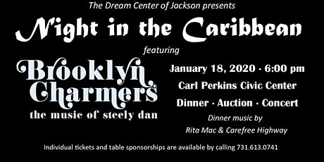 10th Annual Night in the Caribbean presented by Dream Center of Jackson tickets