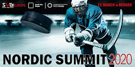 SVG Nordic Summit 2020 - Application to Register tickets