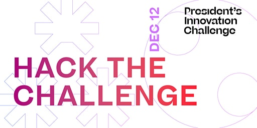 Hack the President's Innovation Challenge