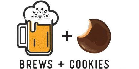 Brews & Cookies tickets