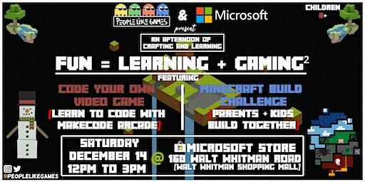 Fun = Learning + Gaming ²
