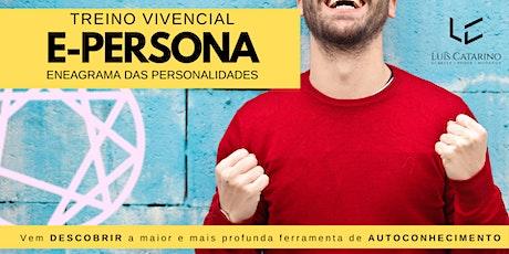 E-Persona - Treino vivencial Eneagrama bilhetes
