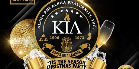 Tis the Season for the Alpha's End of the Year Christmas Party tickets