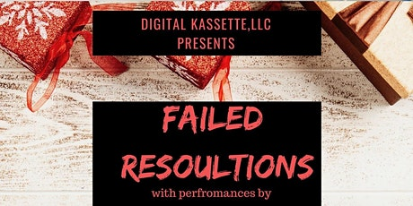 Failed Resolutions Party tickets