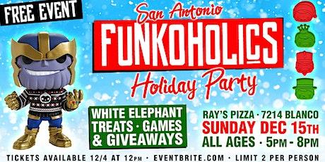 SA Funkoholics Holiday Party tickets