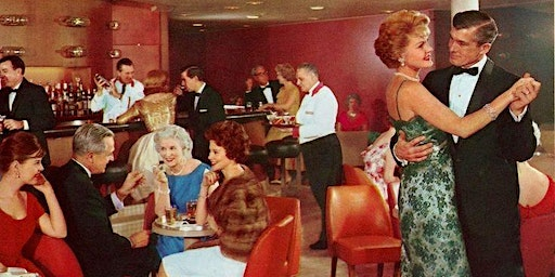 A Night of Very Mad Men and Women | A Murder Mystery Dinner Theatre Event