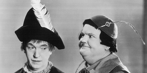 Laurel & Hardy Holiday Films