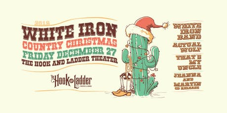 White Iron Country Christmas tickets