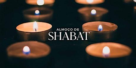 Almoço de Shabat | Dezembro de 2019 | SP ingressos