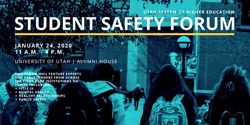 Student Safety Forum