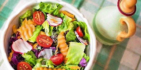 Castleview Hospital/USU Extension Quick and Easy Cooking: Salads-Summer tickets