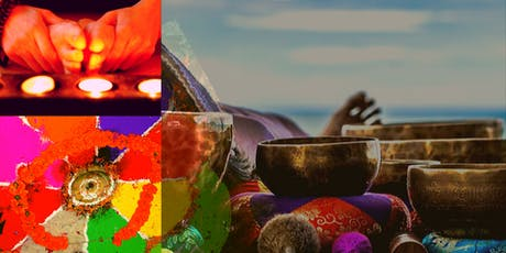 Sound Immersion, Vibrational Healing, Yoga with Intention Expressed in Art tickets